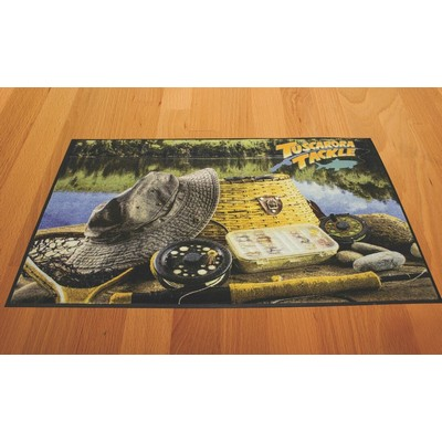3'x5' DigiPrint™ High Definition Nylon Indoor Carpeted Logo Mat
