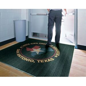 Waterhog™ Eco Elite Roll Goods Indoor/Outdoor Logo Mat