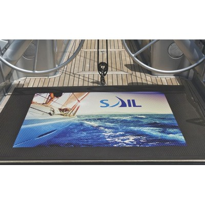 3'x5' SuperScrape™ Impressions Indoor/Outdoor Logo Mat