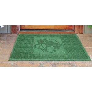 2'x3' Waterhog™ Sculptures Molded Indoor/ Outdoor Logo Mat