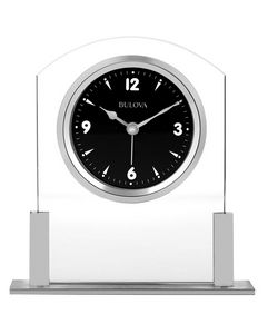 Bulova Newton Tabletop Clock