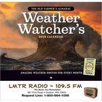 Custom 2019 The Old Farmer's Almanac Weather Watcher's - Stapled