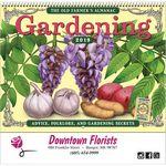 Custom 2019 The Old Farmer's Almanac Gardening - Spiral