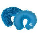 Custom Frizzy Travel Pillow