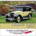 Custom 2018 Classic Cars Spiral Wall Calendar