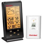 Custom First Alert Radio Controlled Wireless Weather Station