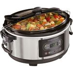 Custom Hamilton Beach Stay or Go 5 Quart Slow Cooker