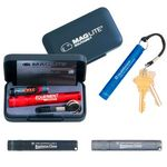 Custom Mag-Lite Solitaire Flashlight