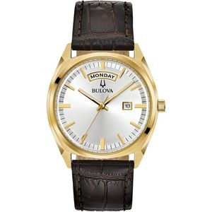 Bulova Men's Day-Date Classic Collection Strap