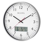 Custom Bulova Manager Wall Clock