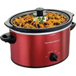 Custom Hamilton Beach 3 Quart Slow Cooker