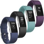 Custom Fitbit Charge 2 Heart Rate + Fitness Wristband