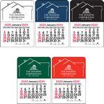 Custom 2019 House Vinyl Adhesive Mini Stick Calendar