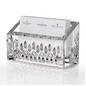 Waterford Crystal Lismore Essence Desk Business Card Holder