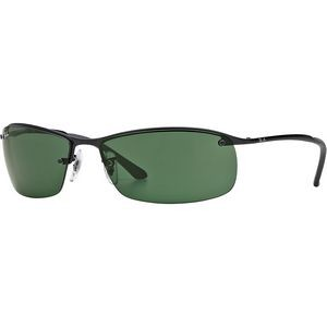 Ray-Ban Rectangle Sunglasses - Matte Black
