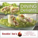 Custom 2018 Dining Delights Spiral Wall Calendar