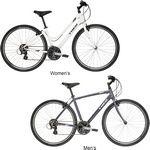 Custom Trek Hybrid Bike