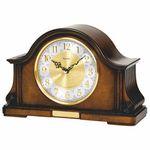 Custom Bulova Chadbourne Mantal Chime Clock