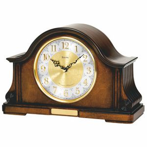 Bulova Chadbourne Mantal Chime Clock