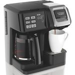 Custom Hamilton Beach Flexbrew Two-Way Coffeemaker