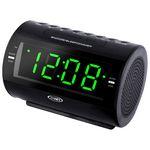 Custom Jensen AM/FM Dual Alarm Clock Radio with Nature Sounds