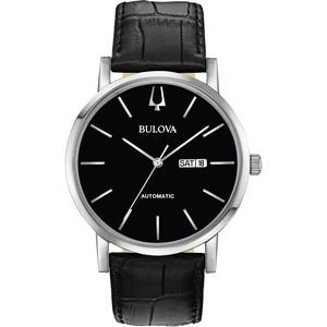 Bulova Men's Automatic Strap from the American Clipper Collection