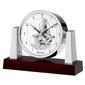 Custom Bulova Largo Desk Clock