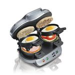 Custom Hamilton Beach Double Breakfast Sandwich Maker