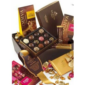 GODIVA® Pure Bliss Gift Basket