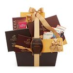 Custom Chocolate Connoisseur Basket