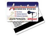 Custom Recycled PVC Gift and Membership Cards (Full Color Process)