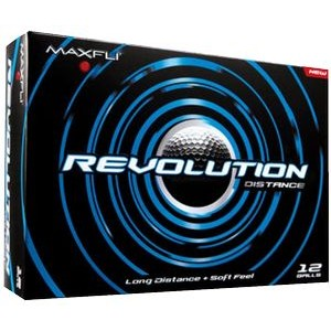 ***SOLD OUT*** Maxfli Revolution Distance (IN HOUSE)