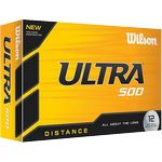 Custom Wilson Ultra 500 Distance 12 pack (IN HOUSE)--ON SALE NOW!!!!