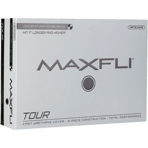 Maxfli Tour - Matte White (IN HOUSE)