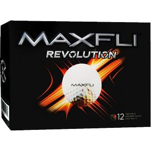 Maxfli Revolution (IN HOUSE EXCLUSIVE)