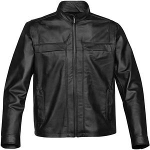 Men's Switchback Nappa Leather Jacket