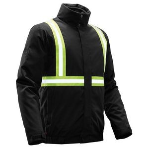Unisex 3-in-1 Reflective Jacket