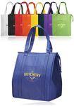 Custom Non-Woven Insulated Shopper Tote Bag