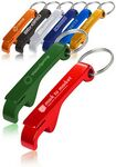 Custom Metal Bottle Opener Key Chain