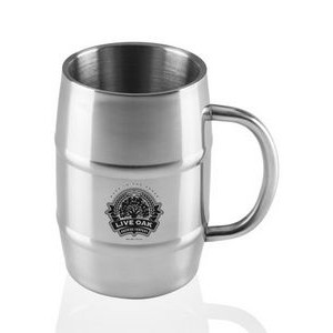 17 Oz. Large Barrel Moscow Mule Mugs