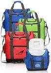 Custom Flip Flap Insulated Cooler Bag