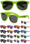 Custom Personalized Majorca Velvet Smooth Sunglasses