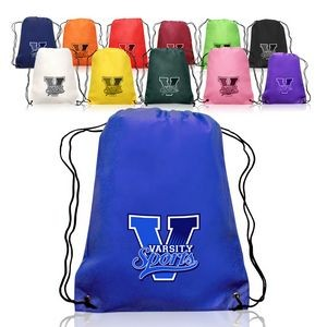 "Non-Woven Drawstring Backpacks (14.5""x17.5"")"