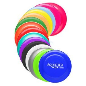 9.25 in. Solid Color Flying Discs
