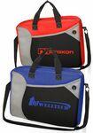 Custom Wave Briefcase/ Messenger Bag
