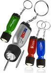 Custom EZ Twist Screwdriver/ Flashlight/ Key Chain