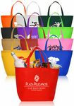 Custom Non-Woven Budget Shopper Tote Bag (20
