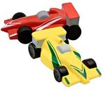 Custom Race Car Stress Reliever Squeeze Toy