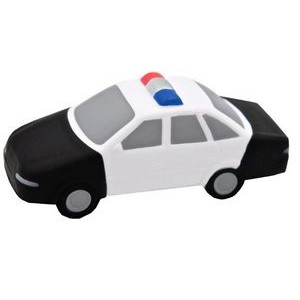 Police Car Stress Reliever Squeeze Toy