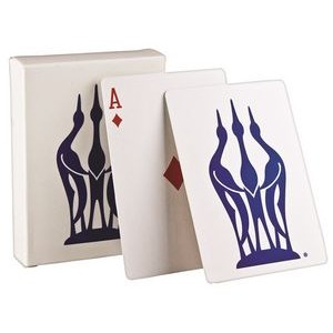Playing Cards Poker Size-Standard Stock (Priority)